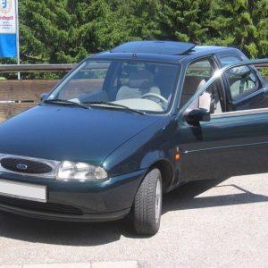 Ford Fiesta Mk Windscreen Supply Only