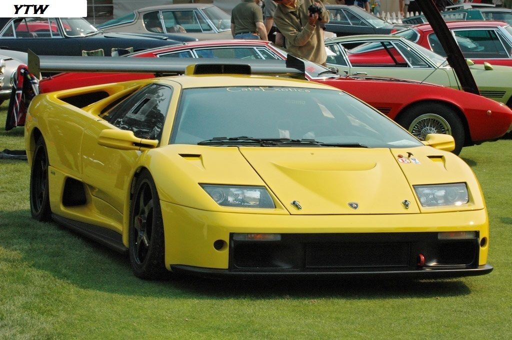 Lamborghini Diablo Cpe Windscreen 1993 To 2002 Brand New